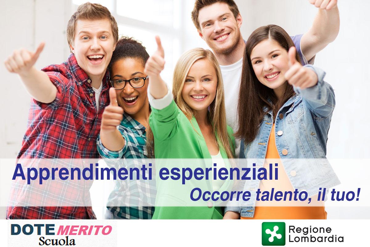 super popolare massimo stile ordinare on-line Dote Scuola 2018/2019 - componente