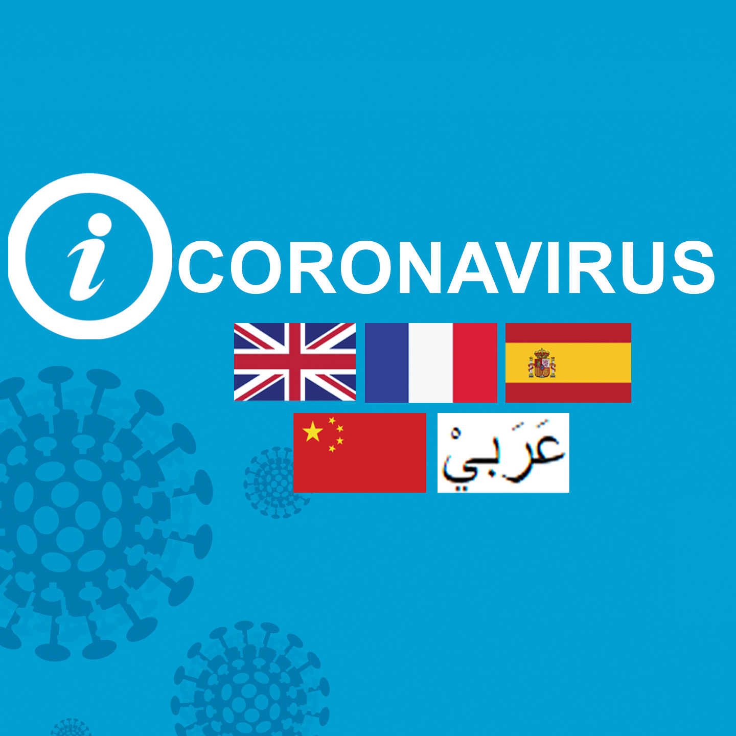 InfoCoronavirus: various languages