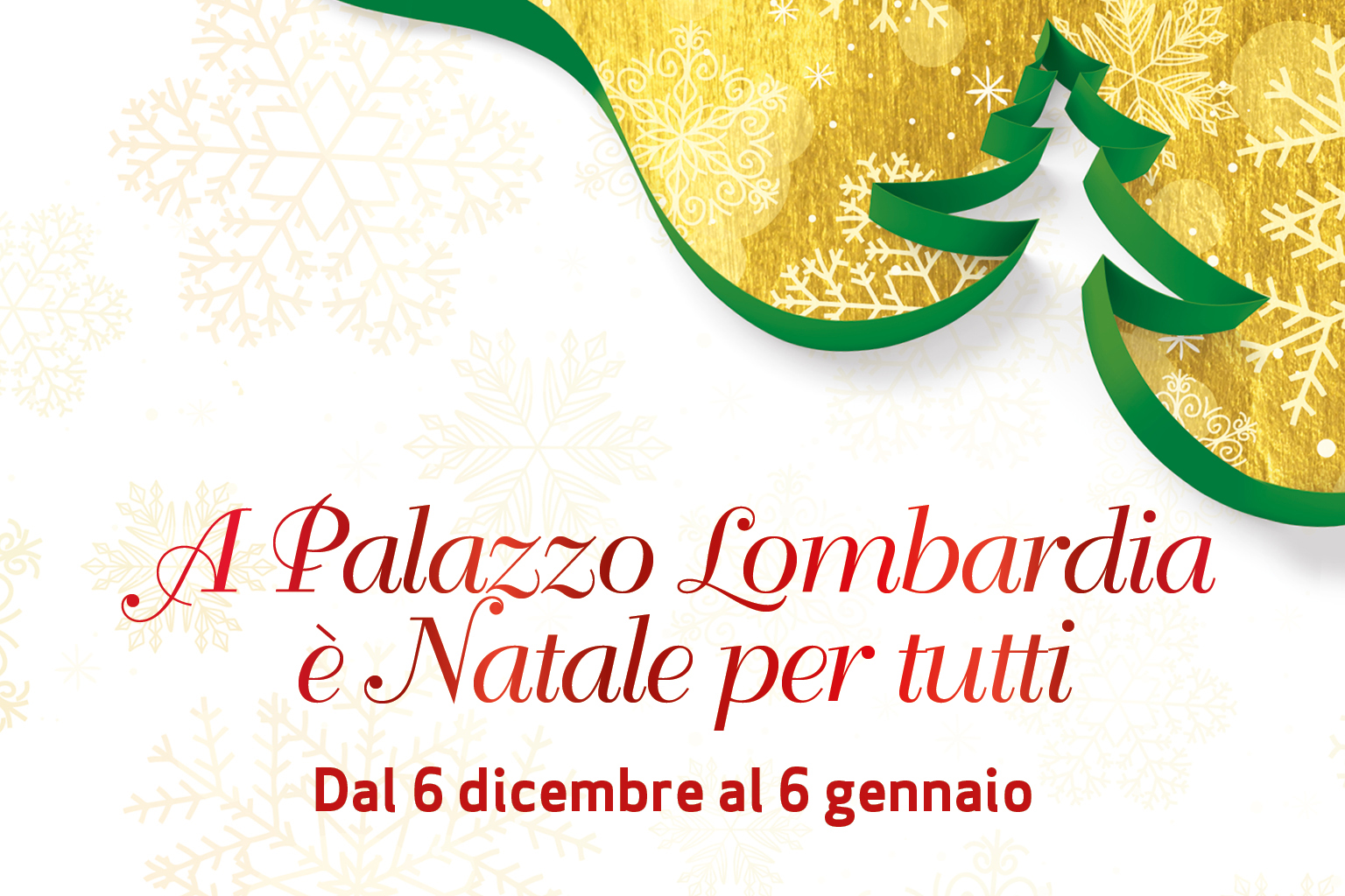 A Palazzo Lombardia è Natale Per Tutti